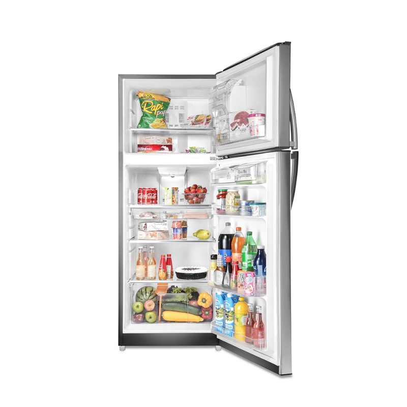 RMP840FYEU - Refrigerador Black 400 lts Mabe. Refrigeradoras Mabe en Mayepsa, comercializadora y distribuidora de electrodomésticos al por mayor en Ecuador.